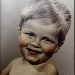 A bátyám, Lajos (gyermekkori kép )