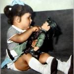 Jómagam, Éva (gyermekkori kép)